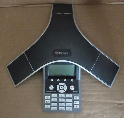 Polycom Soundstation IP 7000 VoIP HD Business Conference Call Phone